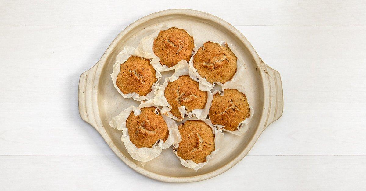 ricette per cani muffin alla mela