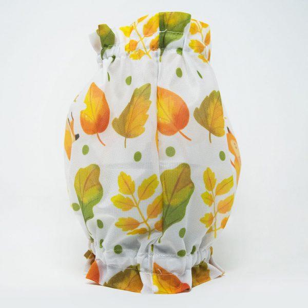 Paraorecchie cocker autunno